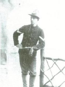 Saddler Corporal O.E. Mosis