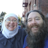 Sister Sierra and Brother David