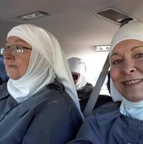 Sister Alice and Sister Sierra