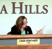 Linda L. Northrup at City Council Meeting