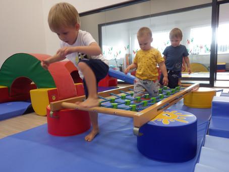 Üldfüüsiline treening + toitumisnõustamine lastele
