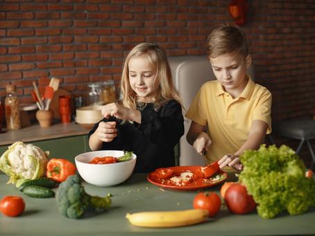 Uus toitumisnõustamise jaotis kodulehe Õppekeskkonnas!