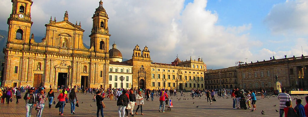 Bogotá Community OUTing: Historic City Tour