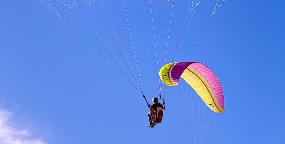 OUTdoor Adventure: Paragliding Over Buenavista