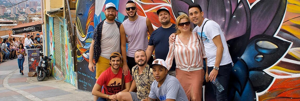 Medellin Community OUTing: Transformation Tour