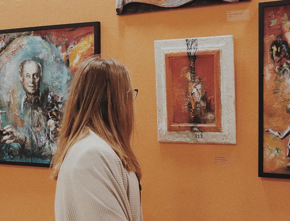 Medellin Art OUTing: Studios & Galleries