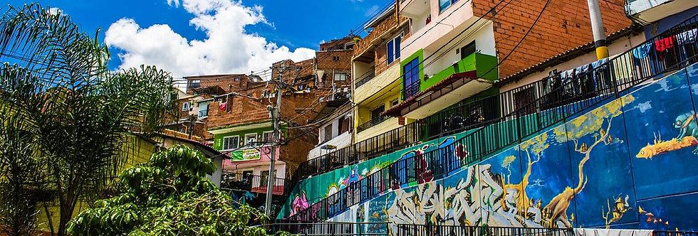 Medellin Weekend Getaway (4 Days / 3 Nights)