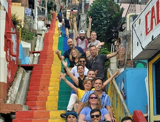 Community OUTing: Medellin Graffiti Tour