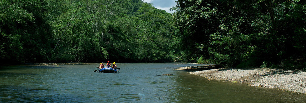 OUTdoor Adventure: Río Claro Nature Reserve