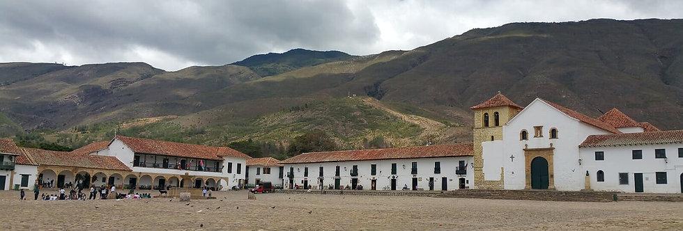 Bogotá Get OUTside: Villa de Leyva Cultural Experience