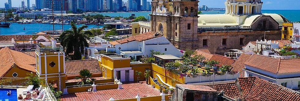 Bogota, Medellin & Cartagena (10 Days / 9 Nights) - Agent Net Rate