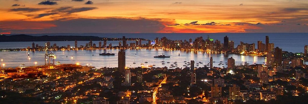 Cartagena Community OUTing:  Historic Walled City Tour