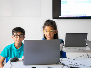 Worried about your child's excessive screen time? Learn Math online to use screen time effectively