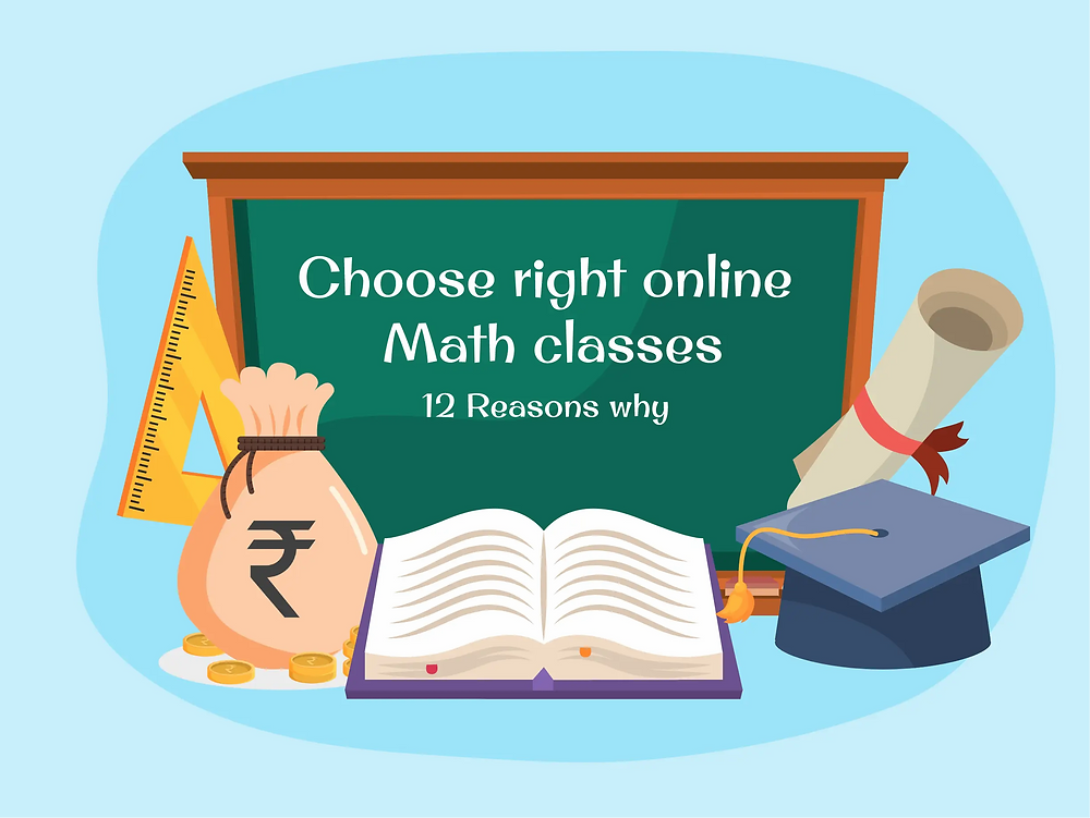 12 reasons to choose right online classes
