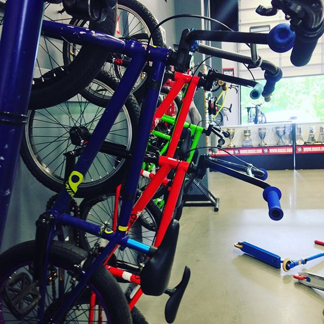 Never tried a #bmx bike before_ Just rent it when you come to #ddasc and ride as much as you want! #