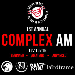 Register at the COMPLEX AM