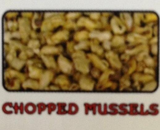 Chopped Mussel (Frozen Blister Pack)