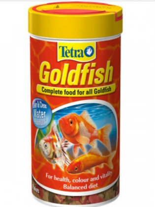 Tetra Goldfish Flake Food 52g