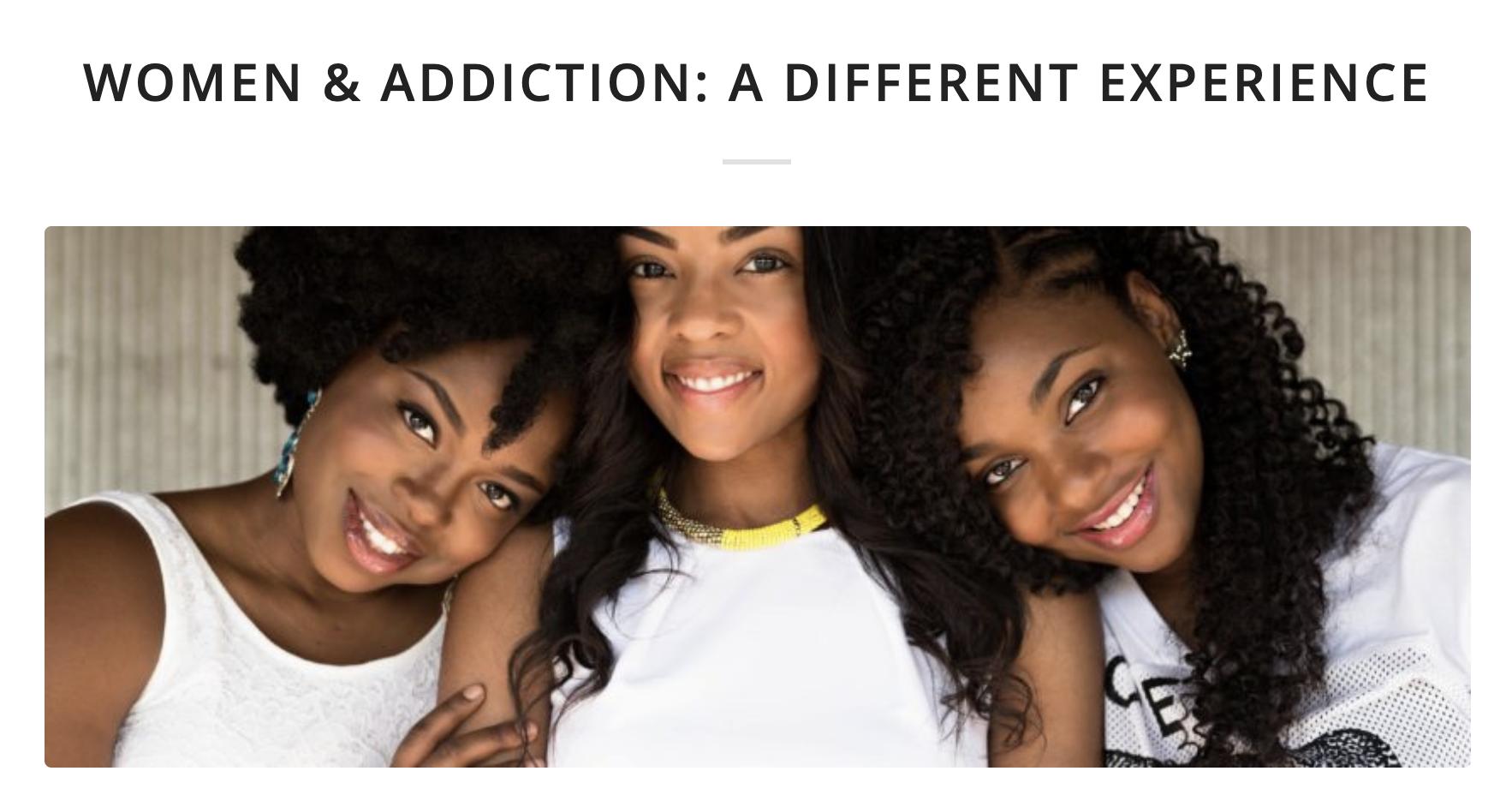 Women & Addiction