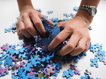 Life's Missing Puzzle Piece