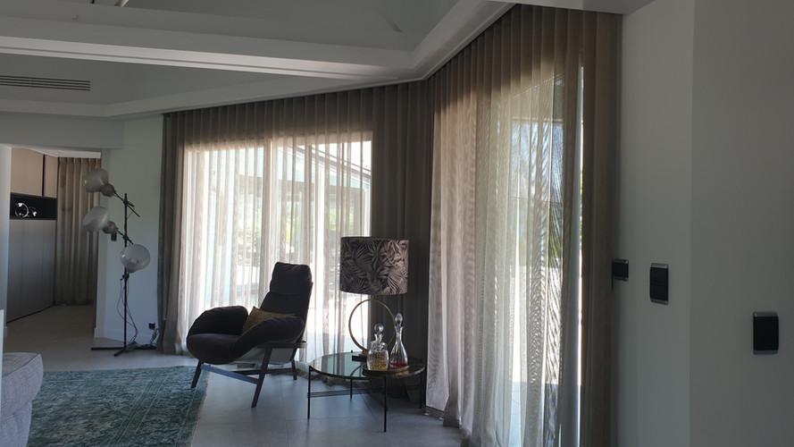 rideaux sur mesure wave,Latelier des faubourgs,rideaux sur mesure,voilagesurmesure,Annecy,rideaux annecy