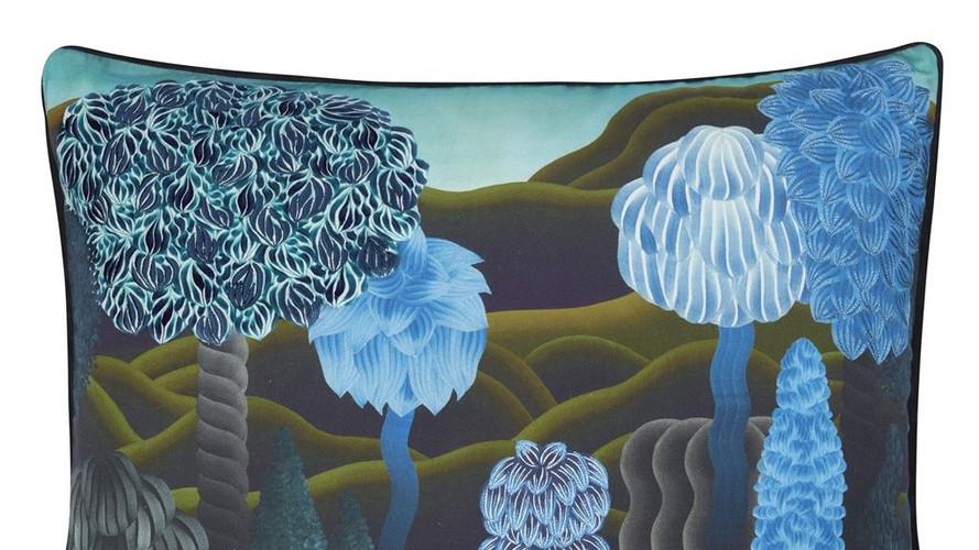 coussin lacroix,coussin déco,L'atelier des faubourgs,confection coussins,décorateur Annecy,Annecy,décoration Annecy