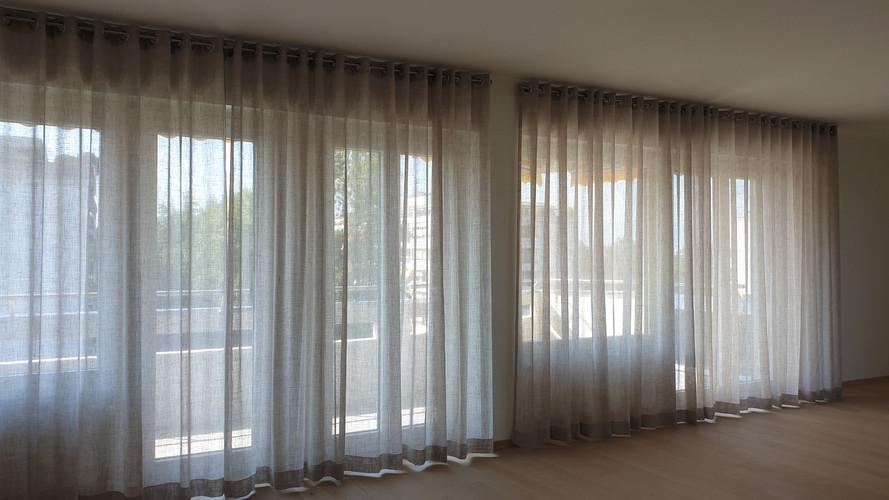 rideaux plis flamands  rideaux plis plats  type de pli rideau  voilage plis flamands  calcul plis flamand  rideaux plis vague  rideaux tête plissée
