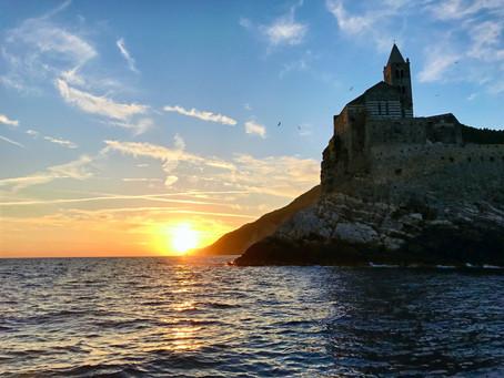 Dal Mar Ionio al Mar Ligure
