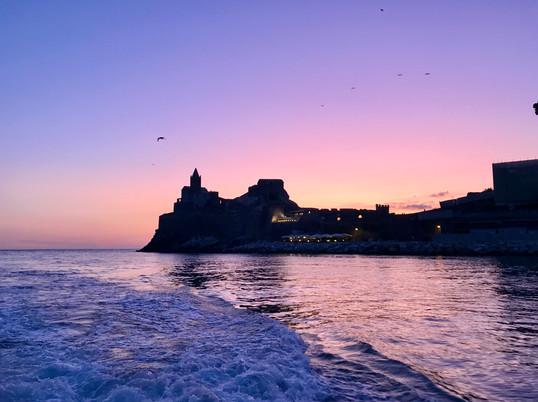 Portovenere Sunset boat tour