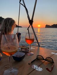 Cinque terre sunset boat spritz.jpeg
