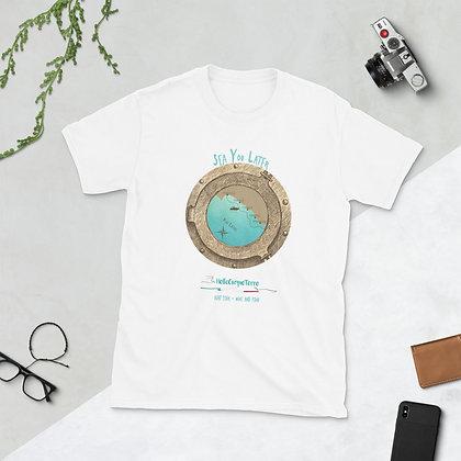 Hellocinqueterre t-shirt