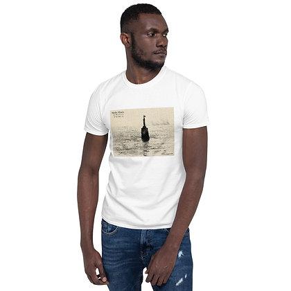 Cinque terre t-shirt white