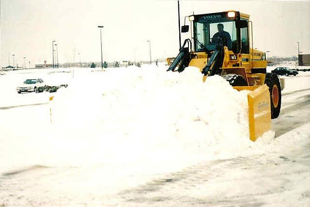 Snow removal maple grove minnesota, Jerry's blacktop, Snow plowing maple grove minnesota