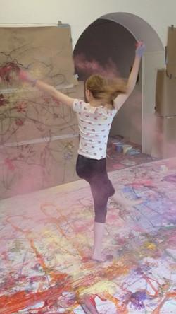 paint and anya