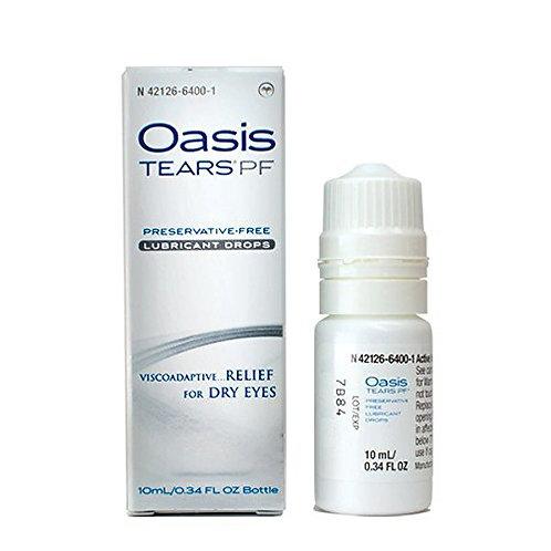Oasis TEARS PF Lubricating Eye Drops