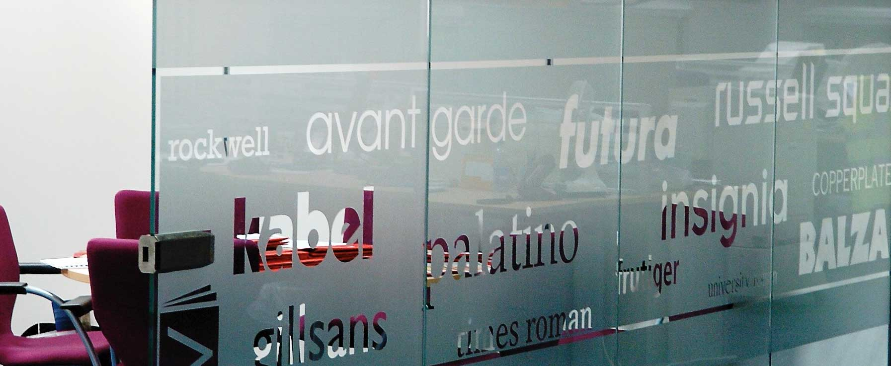 branded window film
