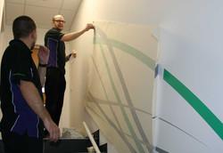 wallpaper installation cambs
