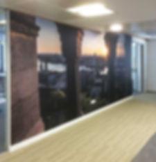 custom wallpaper Edinburgh