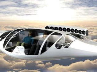 Türk mühendislerin tasarladığı yeni nesil hava taşıtı