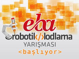 EBA Robotik Kodlama Yarışması