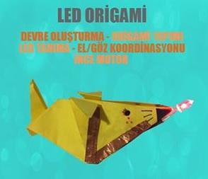 Stem origami
