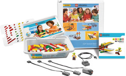 LEGO-Education-WeDo-konstruktorius