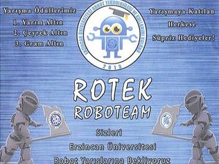 Rotek Roboteam Robot Yarışması