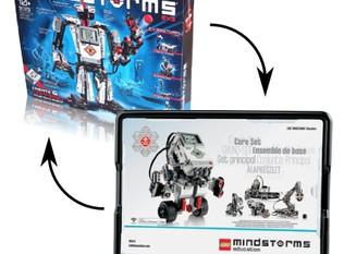 LEGO® Mindstorms EV3 modelleri arasındaki farklar
