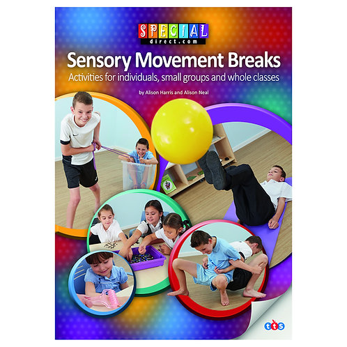 Sensory Movement Breaks Activity Book