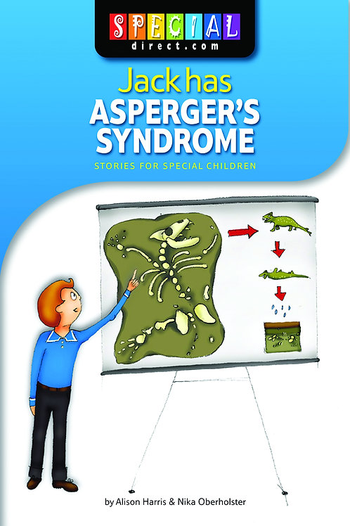 Jack has Asperger's Syndrome