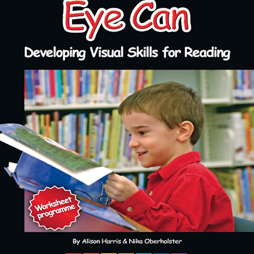 Eye Can: Developing Visual Skills for Reading