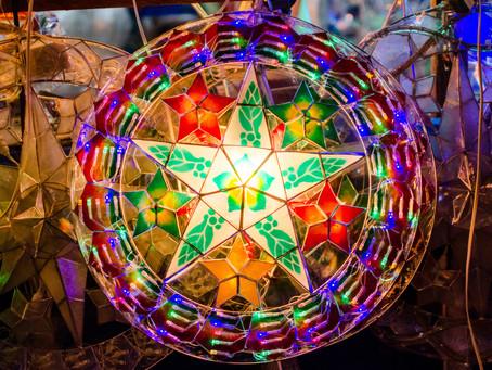 More than just a Christmas lantern