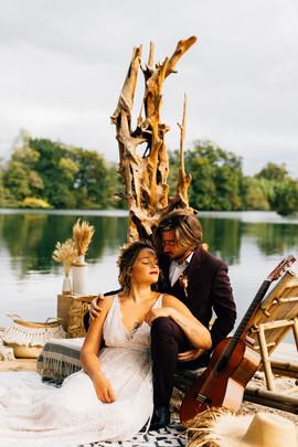 Robe de mariée sur mesure en Gironde