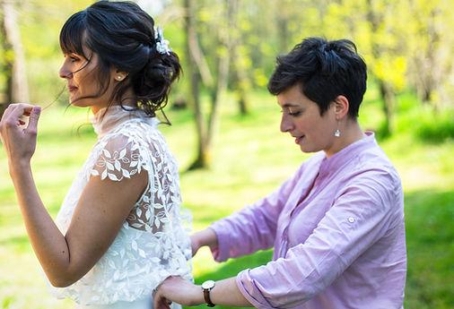 Anne-Laure Neves - Créatrice de Robes de mariée